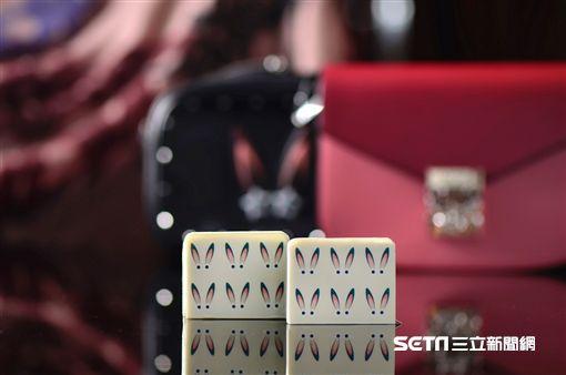 台北W飯店 x MCM 聯名推出 「迷艷忘返」雙人下午茶。(圖/台北W飯店提供)