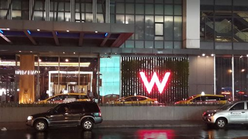 W HotelGoogle Map