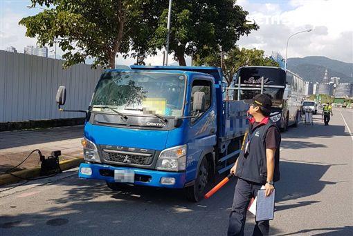 台北市環保局,空氣品質,北北基桃,空氣品質防護網,污染,柴油車,二行程機車