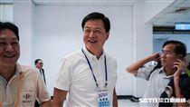 國民黨全代會,前台北縣長周錫瑋出席。 圖/記者林敬旻攝