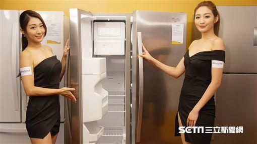 白色家電,惠而浦,冰箱,除濕機,吸塵器,洗衣機 李鴻典攝