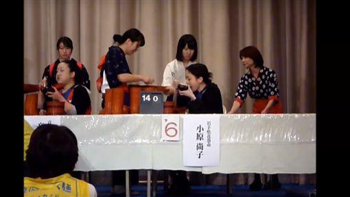 日本,大胃王,大胃女王,小原尚子,比賽,蕎麥麵(https://www.youtube.com/watch?v=PhGSRj0HYl4)
