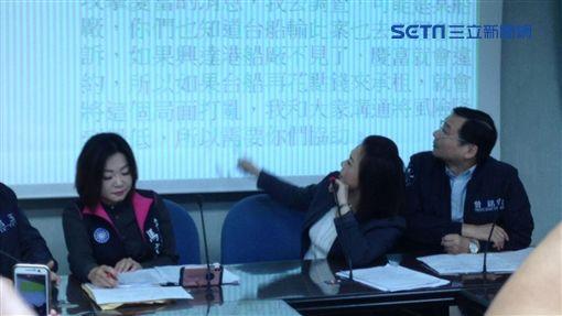 國民黨團慶富 記者李英婷