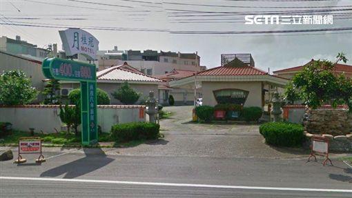 月桂冠商務汽車旅館。翻攝Google地圖