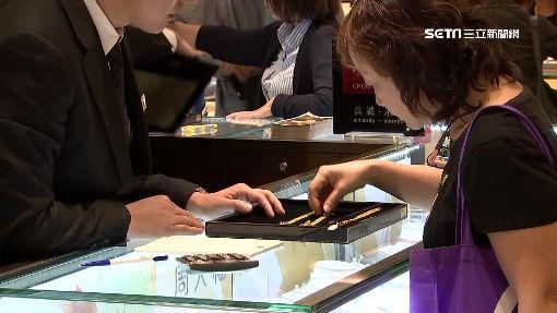 百貨周年慶黑馬! 黃金珠寶業績成長15%