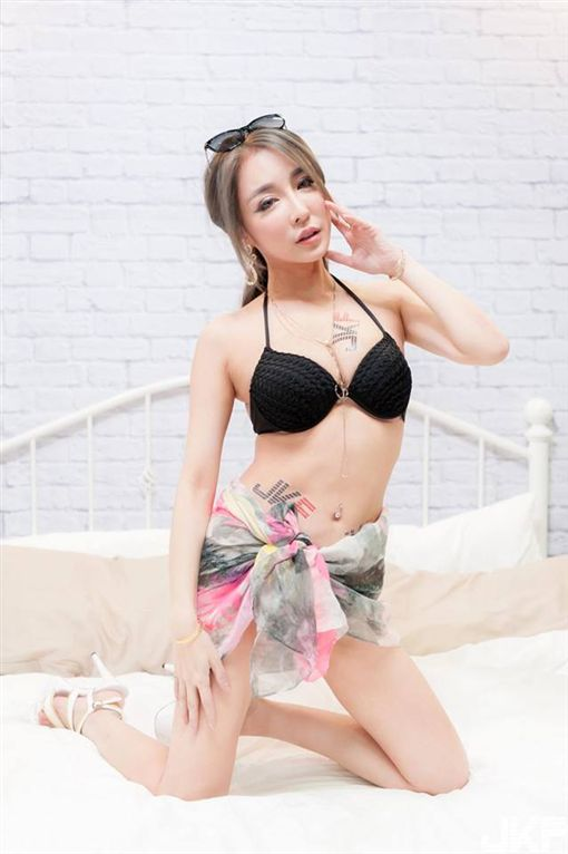 雪碧,方祺媛,/翻攝自方祺媛臉書
