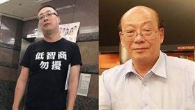 朱學恒、李茂生合成圖/朱學恒、李茂生臉書