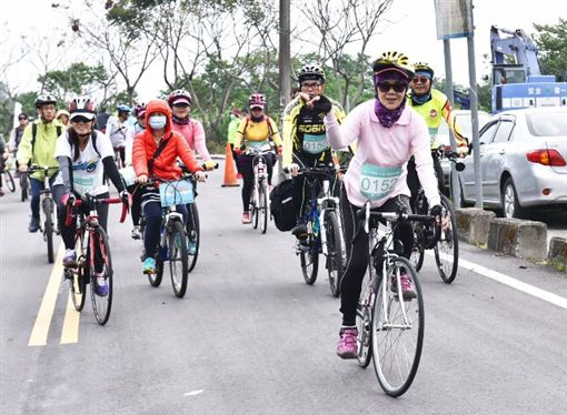 看見龍潭的美好!單車探索客庄 感受浪漫臺三線的魅力廠商供圖