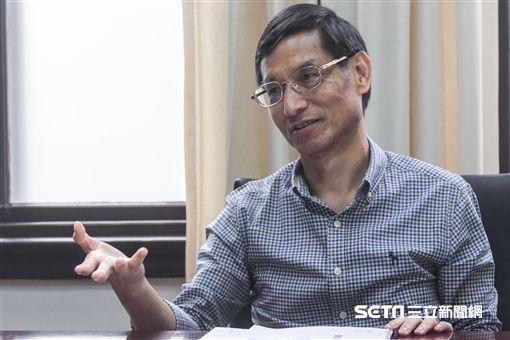 政務委員林萬億專訪 圖╱記者林敬旻攝 ID-1137596