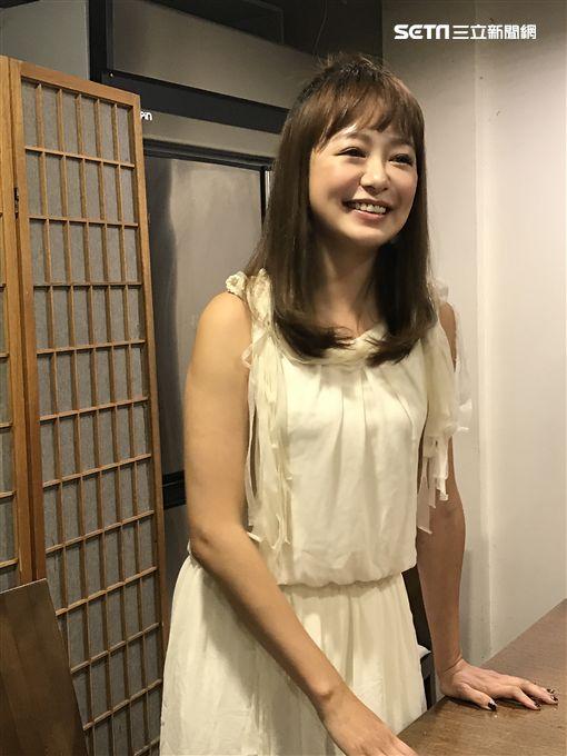 茵芙(圖/記者黃馨慧攝影)
