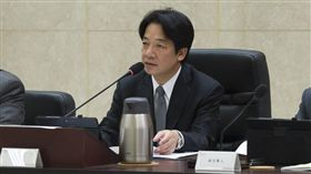 行政院長賴清德主持中央廉政委員會第19次委員會議。(圖/行政院提供)