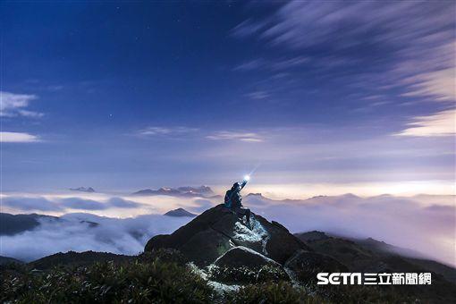 香港登山,香港健行,《香港登山遠足、單車旅遊指南》。(圖/李佳蔚提供)