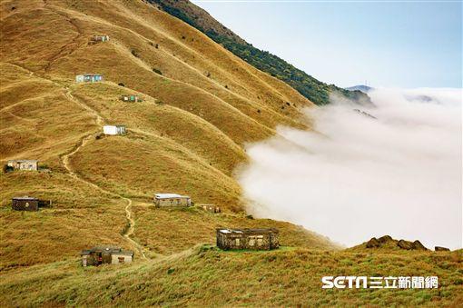 香港登山,香港健行,《香港登山遠足、單車旅遊指南》,大東山是觀賞日落的好地方。(圖/Will Cho提供)
