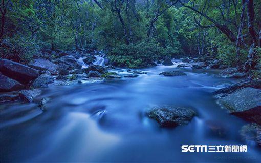 香港登山,香港健行,《香港登山遠足、單車旅遊指南》,船灣郊野公園有豐富的地貌和生態文化背景。(圖/Romain Jacquet Lagreze提供)