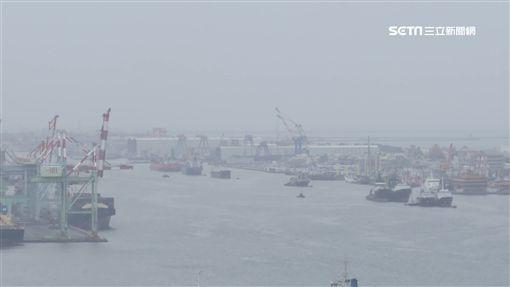 -空汙-空污-PM2.5-高雄港-