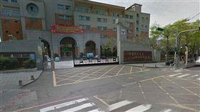 台中,興大附中,東榮路,未爆彈,施工,封鎖(圖/翻攝自Google Map)