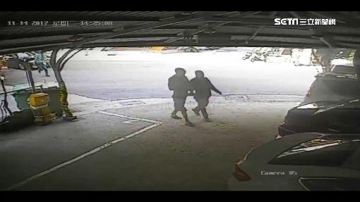 擁槍與警街頭駁火 嫌住家遭壓制逮捕