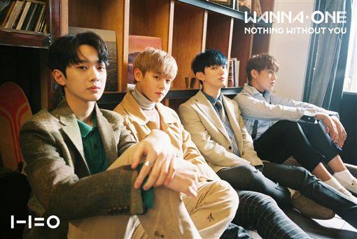 Wanna One(圖/翻攝自臉書)