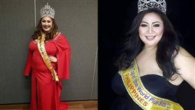 胖美姐,梅西納,Jodel Padao Mesina(Mrs/Miss Top of the World臉書)