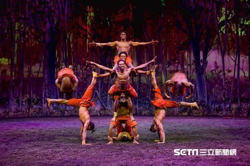 夢幻舞馬,卡瓦利亞劇團,表演藝術家,特技表演者,舞蹈家,羅曼•拉圖雷爾/可樂電影提供
