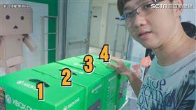 YouTuber改當販賣機一日店長 4台XBOX佛心抽