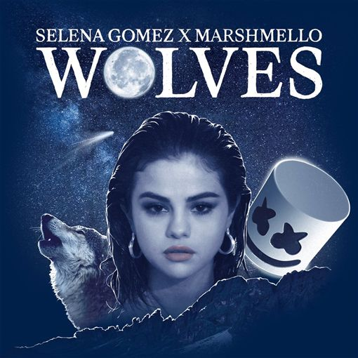 marshmello  salena 圖/翻攝自Selena Gomez 官方Twitter