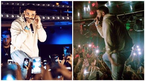 Drake,鹹豬手,性騷擾,夜店,澳洲,雪梨,制止,見義勇為,色狼/推特