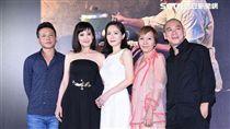 蔡明亮、李康生、陳湘琪、尹馨、陸弈靜出席金馬影展VR電影《家在蘭若寺》特映會