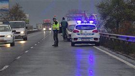 保加利亞,Bulgaria,車禍(圖/翻攝自推特)