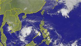 16:9 第25號颱風「鴻雁」生成 圖/翻攝自中央氣象局