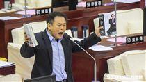 民進黨台北市議員王世堅 圖/記者林敬旻攝
