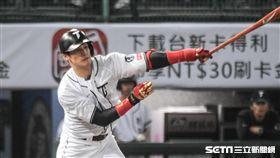 亞冠賽熱身賽台灣代表隊陽岱鋼 圖/記者林敬旻攝