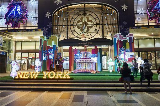 統一愛Sharing聖誕樹點燈秀 與民眾共享浪漫幸福業配