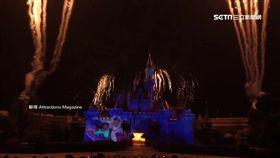 香港迪士尼震撼彈 明年起煙火成絕響