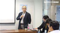 悠遊卡公司董事長林向愷擔任新文化基金會工作坊講師 主辦單位提供