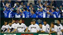 12強日本與韓國兩樣情(組圖/美聯社/達志影像)