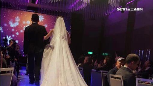 結婚、新人、新娘、婚禮