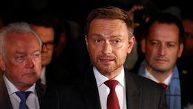 德國自民黨黨魁林德納,Christian Lindner(圖/路透社/達志影像)