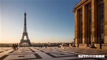 法國巴黎。(圖/Booking.com提供)