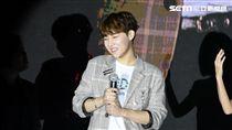 韓國男團INFINITE隊長金聖圭台北粉絲見面會