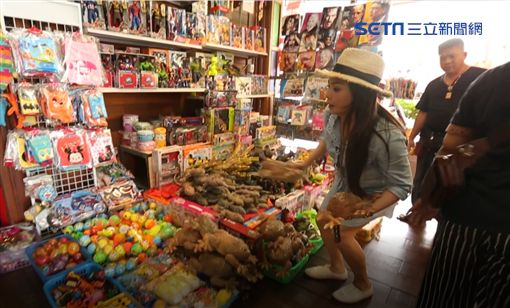 小甜甜,王宇婕,泰國(圖/亞洲旅遊台提供)