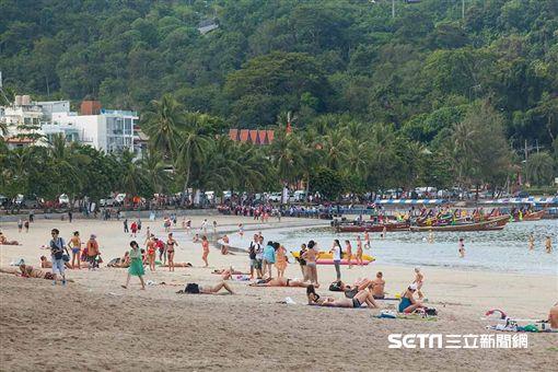 泰國海灘,普吉島。(圖/泰觀局提供)
