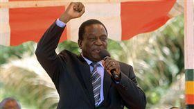 辛巴威總統,姆南加瓦,Emmerson Mnangagwa(圖/美聯社/達志影像