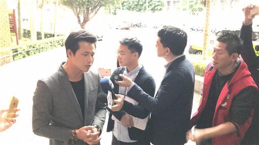 音樂人陳國華。記者潘千詩攝影