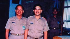 名家/新新聞/當年海軍總部高層將領即透露,尹清楓(右)很可能是擋人財路,而慘遭毒手。(勿用)