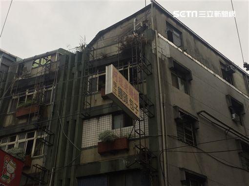 中和,火警,公寓,套房/記者陳啓明攝