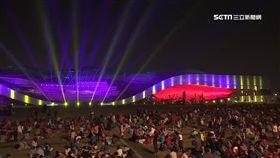 衛武營光雕1200,衛武營國家藝術文化中心,光雕秀,光影秀