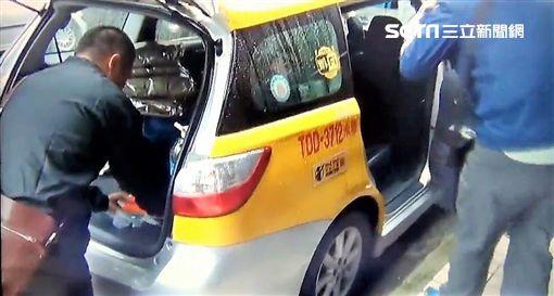 劉男等3名計程車司機,涉嫌利用台灣大車隊的行動支付APP漏洞,偽造交易件數盜刷24萬元得逞,警方訊後依詐欺罪送辦(翻攝畫面)