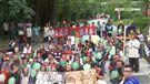 亞泥礦權展延爭議 環團、自救會抗議
