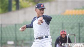 日本社會人隊總教練石井章夫 圖/記者林敬旻攝